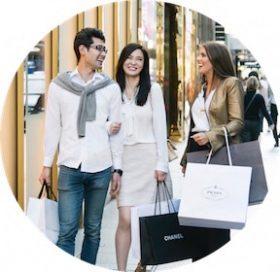 Shopping Tours Sydney